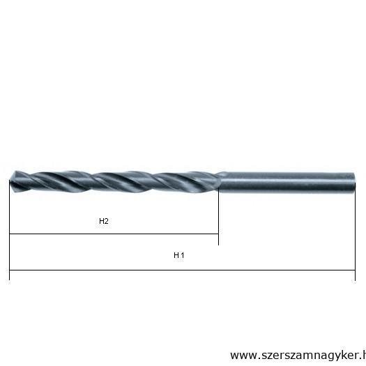 Fémfúró HSS 1,8mm 10db/csomag Kód:220180