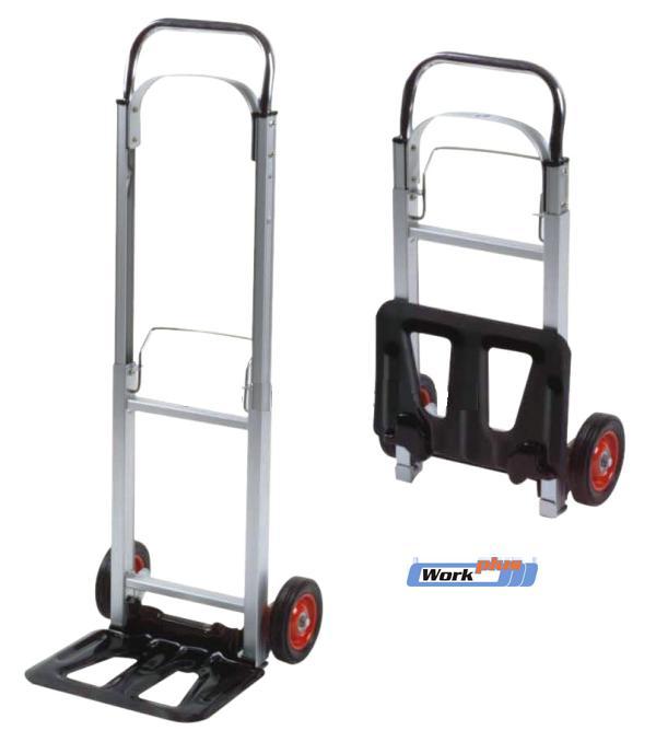 Molnár kocsi 90 kg teherbírás, alumínium váz Kód:059710