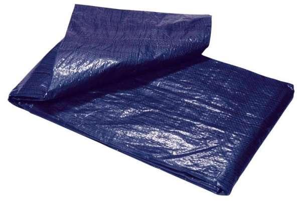 Ponyva vízhatlan  3×4m kék 80g/m2 Kód:217033