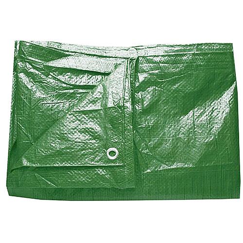 Ponyva zöld színű vízhatlan 2×3m 65g/m2 Kód:2170087