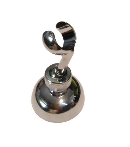 Zuhanytartó (ABS) kromozott fém Kód:71468